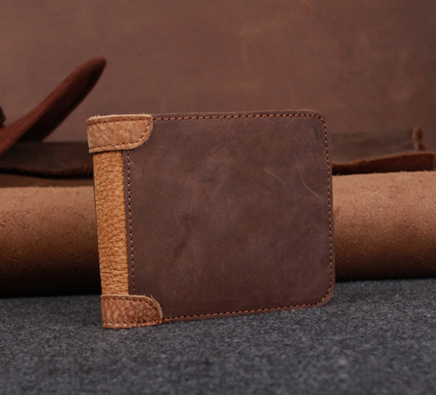 Handmade Leather Wallet For Men Handmade Leather Wallet